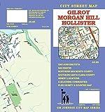 Gilroy / Morgan Hill / Hollister, California Street Map