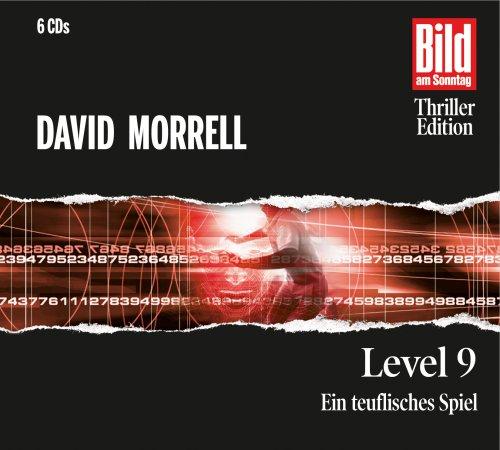 Level 9. Ein teuflisches Spiel, 6 CDs (BILD am SONNTAG Thiller-Edition)