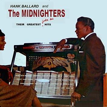 Hank Ballard & The Midnighters Their Greatest Jukebox  Hits