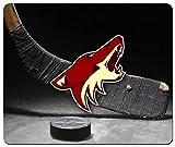 Coyotes Hockey Large Rectangular Mousepad Mouse Pad Great Gift Idea Arizona