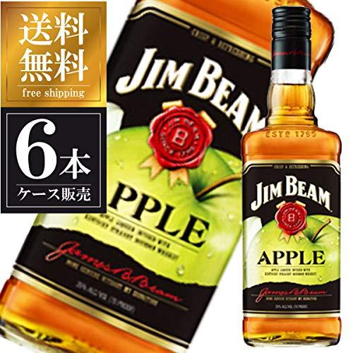 Jim Beam Apple 6 x 0,7 Liter