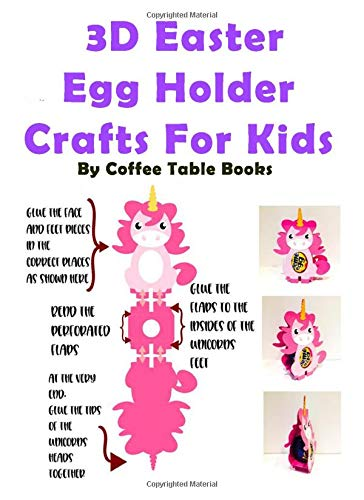 3D Easter Egg Holder Crafts For Kids: Fun Easter Egg Box Holder Designe Crafts For Kids, Learn How To Make Easter egg At Home Enjoy.