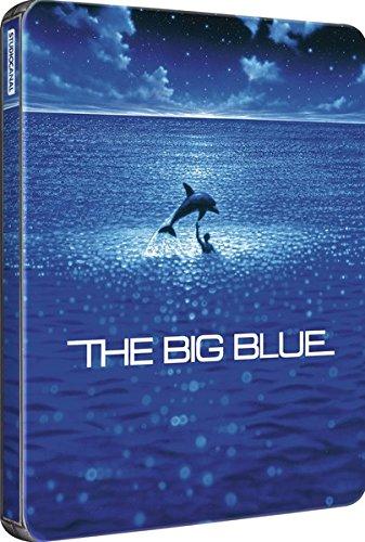 Im Rausch der Tiefe, The Big Blue, Steelbook, Blu-ray, Zavvi exklusiv, nur 2.000 Stück, ohne deutschen Ton, Uncut, Region B