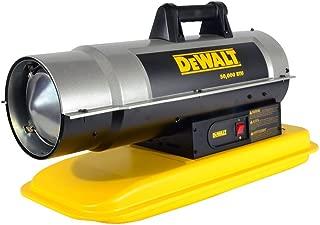 DeWalt DXH50K Kerosene Heater, 50K BTU