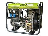 Varan Motors 92601 Generador eléctrico diésel 5.0kW, 2 x 230V, 1 x 12VDC
