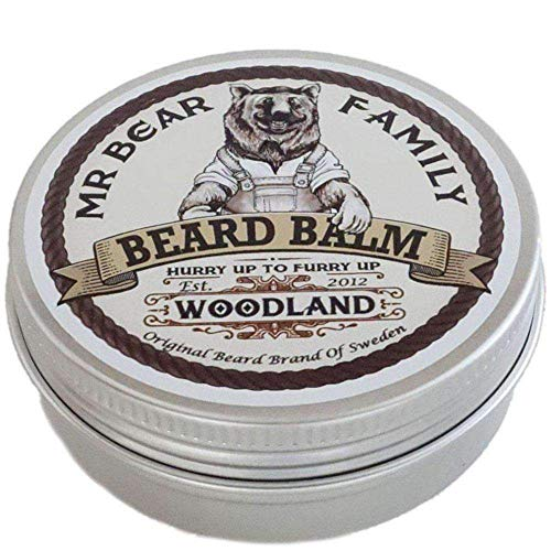 Mr. Bear Family Beard Balm Woodland Abbildung 2