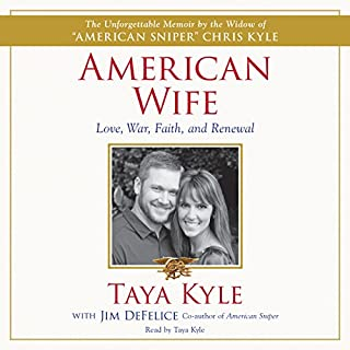 American Wife audiobook cover art
