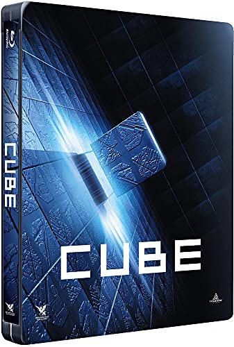 Cube boîtier [Édition SteelBook]