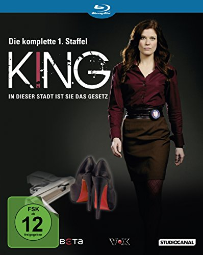 King - Staffel 1 [Blu-ray]