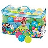 Bestway 52027 - Bolas de Colores para Piscina de Bolas Hinchable
