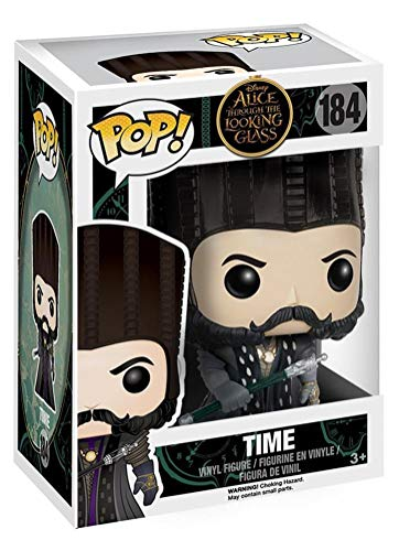 Alice: Through The Looking Glass Pop Vinyl Figure: Time