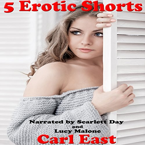 5 Erotic Shorts audiobook cover art