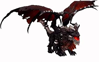 Vokaer World of Warcraft Deathwing World of Warcraft Action Figure Height About 8.7 Inch Character Statue Model