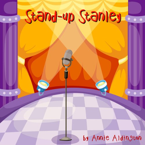 Stand-Up Stanley cover art