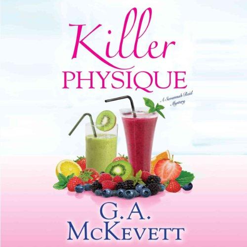 Killer Physique audiobook cover art