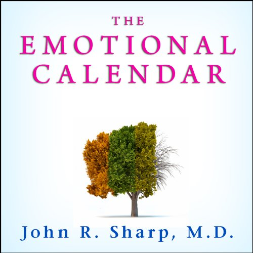 The Emotional Calendar audiobook cover art