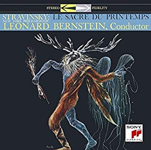 Stravinsky: The Rite Of Spring 1958) & The Firebird Suite. (Limited)