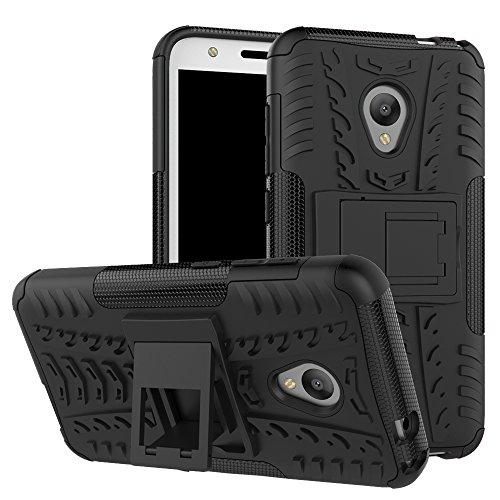 ALCATEL U5 (4G) Handy Tasche, FoneExpert® Hülle Abdeckung Cover schutzhülle Tough Strong Rugged Shock Proof Heavy Duty Hülle ALCATEL U5 (4G) 5044D
