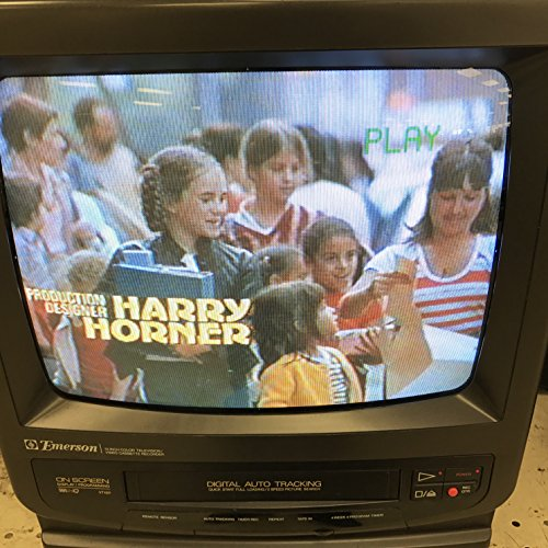 "Emerson 13"" TV/VCR Combo VT1321 Tv Vcr Combination VHS HQ"