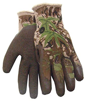 All Purpose Camouflage Gripper Outdoor Hunting Camo Glove