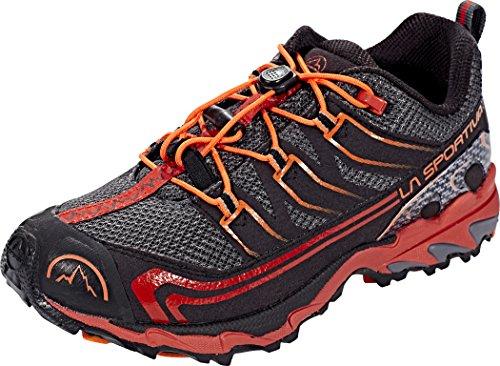 La Sportiva Falkon Low Shoes Kids Carbon/Flame Schuhgröße 31 2019 Laufsport Schuhe