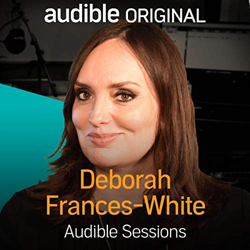 Deborah Frances-White audiobook cover art