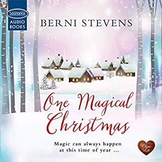 One Magical Christmas                   By:                                                                                                                                 Berni Stevens                               Narrated by:                                                                                                                                 Willow Nash                      Length: 4 hrs and 19 mins     2 ratings     Overall 5.0