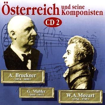 Österreich und seine Komponisten Vol. 2