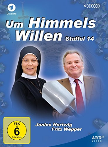 Um Himmels Willen - Staffel 14 [5 DVDs]
