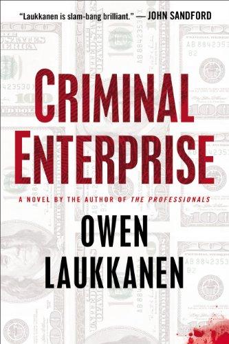 Image of Criminal Enterprise (A Stevens and Windermere Novel)