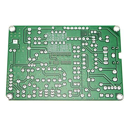 MING-MCZ Duradero FM Transmisor MP3 Recorder Módulo de Bricolaje estación de Radio Kit de 3 Piezas Fácil de Montar