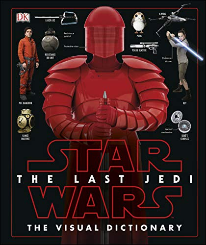 Star Wars The Last Jedi™ The Visual Dictionary (English Edition)