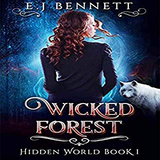 Wicked Forest audiobook cover art
