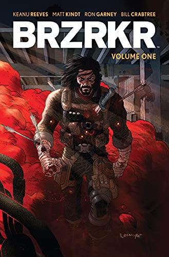BRZRKR Vol. 1 (English Edition)