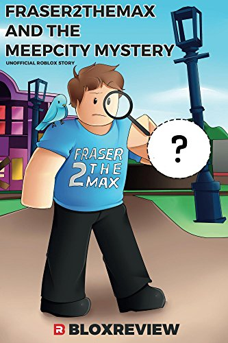 Amazon Com Fraser2themax And The Meepcity Mystery F2tm