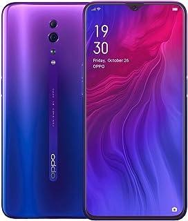 OPPO Reno Z Dual-SIM 128GB Factory Unlocked 4G/LTE Smartphone - International Version (Aurora Purple)