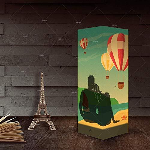 Luz de noche pequeña 3D pareja luz de sombra creativa USB LED regalo romántico decoración del hogar FSP10565009999 USB táctil/compartimento de batería