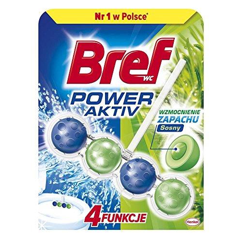 10x Bref Pine Freshness WC Power Activ WC-Hänger