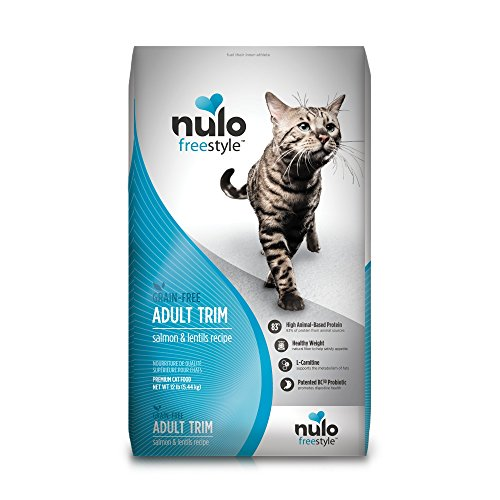 Nulo Adult Trim Grain Free Dry Cat Food With Bc30 Probiotic   Chewy