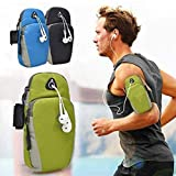 Outdoor Running Sport Armband Phone Holder Pockets for iPhone Xs Max,Samsung Galaxy,Google Pixel