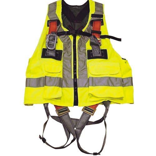 Panoply Fall Arrest Full Body Harness Scaffolding 3 Attachment Points JANUS04