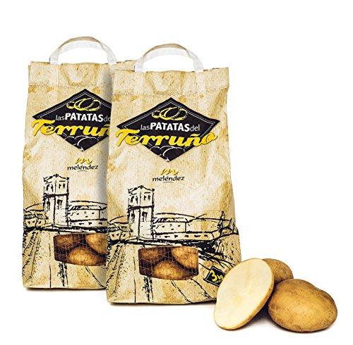 Las Patatas del Terruño bolsa de 3 kg 2 ud | ESPECIALES para FREIR