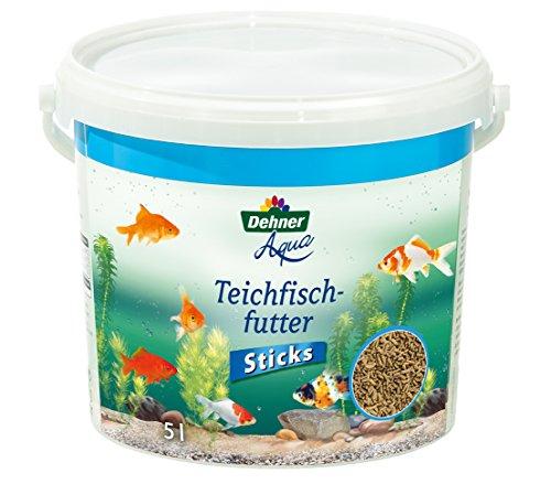 Dehner Aqua Teichfischfutter Sticks, 5 l