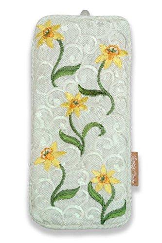 Eyeglasses Case in a Daffodil Design