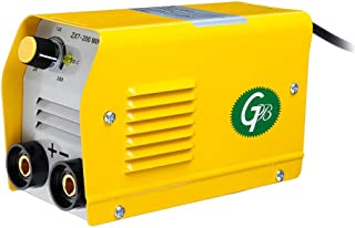 Fesjoy Mini máquina de soldador electrodos,doméstica portátil IGBT DC Inverter ARC MMA Stick Welder ZX7-200 220V