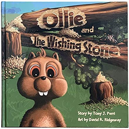 Ollie and The Wishing Stone