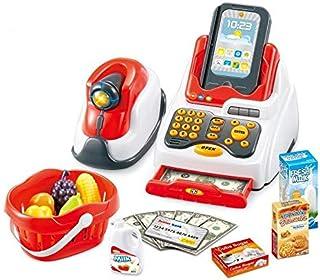UKR Cash Register Set Cashier Supermarket Toy