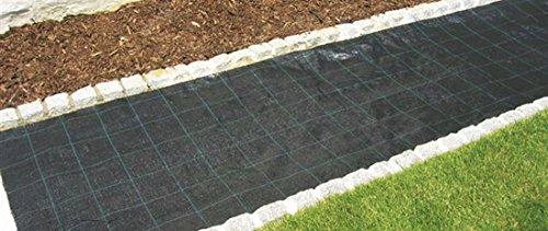 ecoSoul 75 m² Fond Tissu en 1,5 m Largeur x 50 m Terram 100 g/m² Produit de qualité Allemande