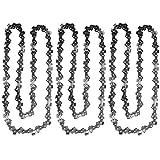 Scie à chaîne scie électrique à chaîne, 3 pièces de rechange de chaîne de scie à chaîne pour MS170 MS61 MS180 MS181
