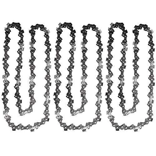 Zhoul 3 piezas de sierra eléctrica de cadena de motosierra de repuesto...